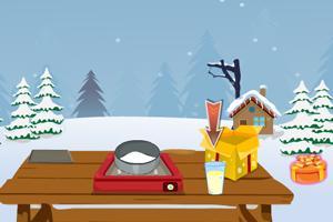 圣诞节制作美食龙8娱乐国际