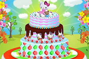 凯蒂猫童话蛋糕龙8娱乐国际