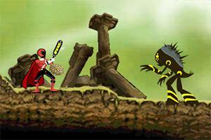 五星战队之怪物的领地龙8娱乐国际