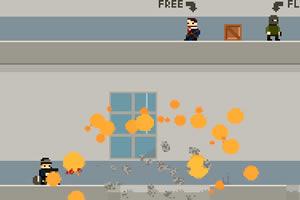 反击恐怖分子小游戏