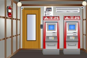 取款机密室逃脱小游戏