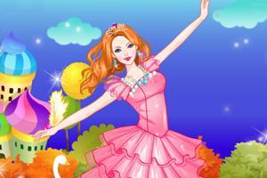 米娅芭蕾舞小游戏