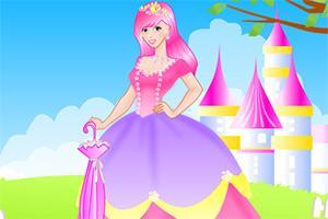 最美的公主小游戏