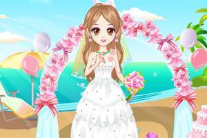 打扮漂亮新娘龙8娱乐国际