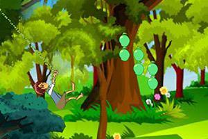 大森林的孩子图片