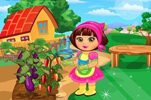 朵拉的农场生活