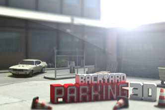 3D汽车驾驶