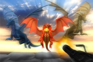 神枪VS恶龙