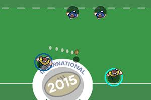 2015橄榄球大赛
