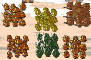 怪物与维京勇士3