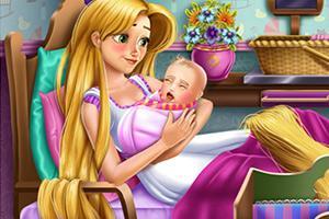 长发公主的小宝贝