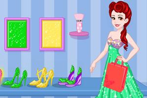 人鱼公主购物派对