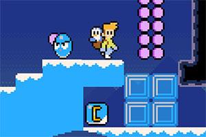 带着企鹅去冒险