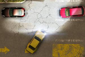 老旧的停车场3