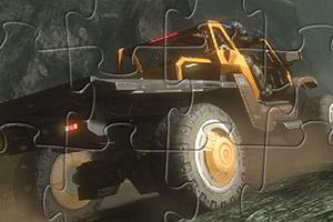 运动型卡车拼图