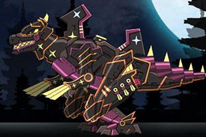 组装机械忍者暗黑龙