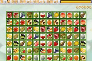 果蔬连连看小游戏