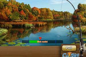仿真钓鱼游戏