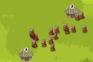 部落争霸战