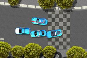 警车竞速赛