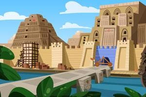 逃离埃及建筑