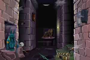 逃离地下宫殿