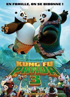 功夫熊貓3英語版