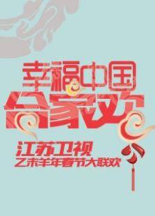 2015江苏卫视春晚海报