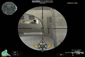 CF名枪之巴雷特小游戏