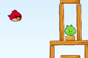 愤怒的小鸟小游戏_愤怒的小鸟小游戏试玩,第11476款小鸟小游戏 - 2344小游戏